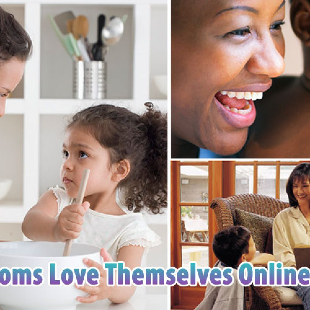 #BusyMomsLoveThemselves Online Course